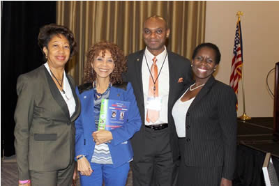 Minority Business Development Agency Business Center operated by M. Gill & Associates Inc., in coordination with the Jamaica USA Chamber of Commerce recently celebrated the 33rd annual MEDWeek Confere